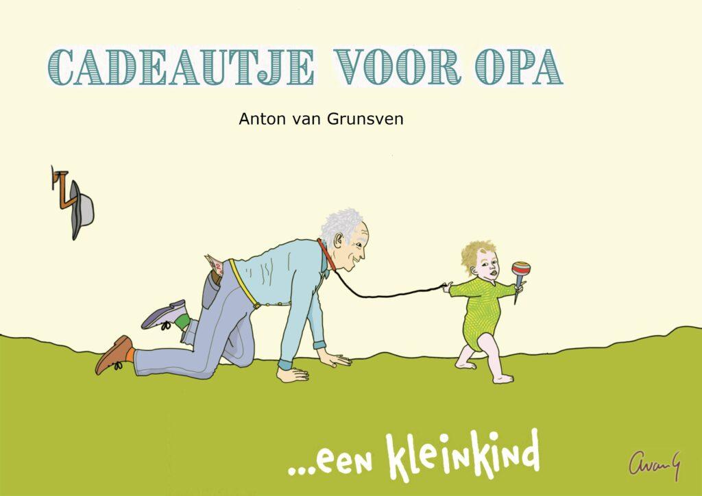 www.cadeautjevooropa.nl Cadeautje voor Opa... een kleinkind
